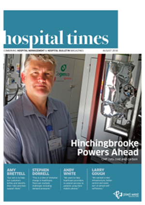 Hospital Times August 2016