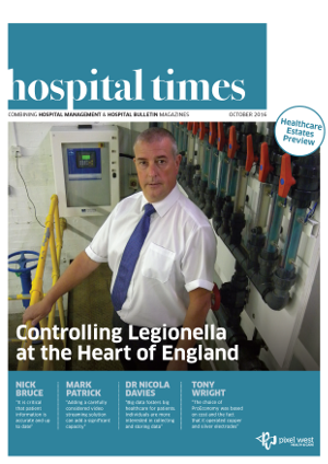 Hospital Times October 2016