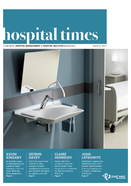 Hospital Times August 2017