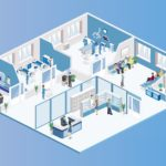 Opening space and opportunities by applying new technology to the NHS estate