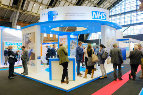 UK's largest event for Healthcare Estates, 8-9 October 2019