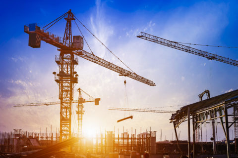 Investment in health sector construction remains subdued