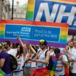Six in ten hospital trusts introduce NHS rainbow badges in support of LGBT+ patients