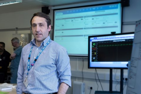 Developing a new appetite for tech: Rotherham NHS