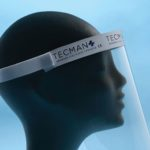 Tecman Achieve CE Certification to Category III for their UK Made Face Shield