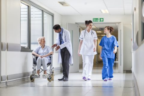 Sharp divide highlighted between quality of NHS inpatient and after care