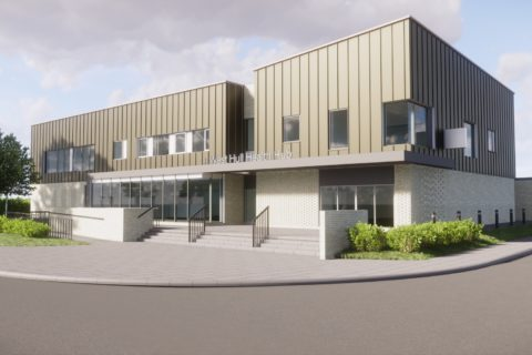 'First-class facilities' expected as construction on the new West Hull Health Hub begins