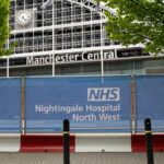 "Nightingale hospitals in Covid-19 hotspots on ""standby"""